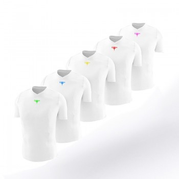 """5pack T-shirt  """"Color"""" edition"""